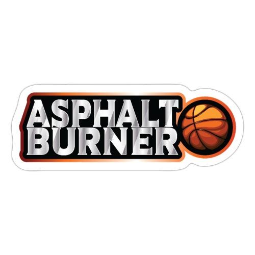 Asphalt Burner - for streetball players - Sticker