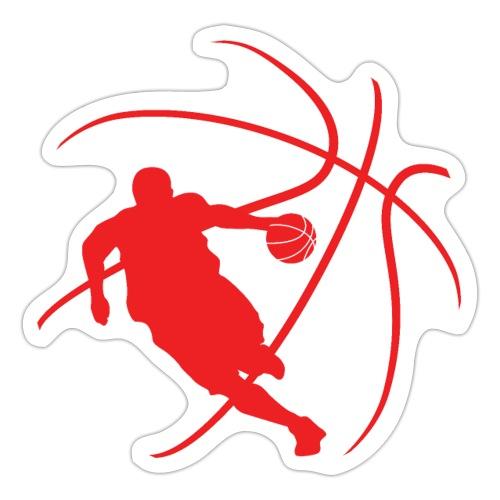 Basketball - Sticker