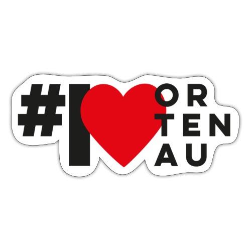# I LOVE ORTENAU - Sticker
