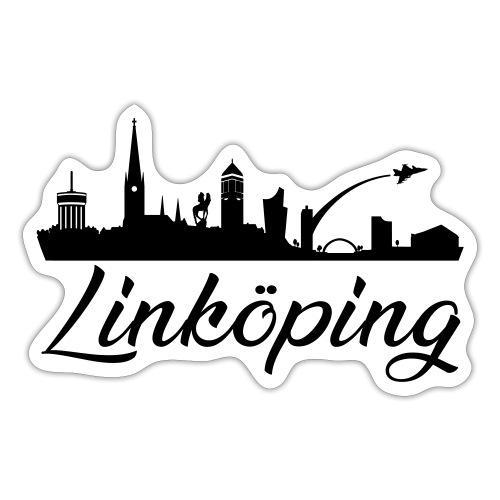Linköping - Klistermärke