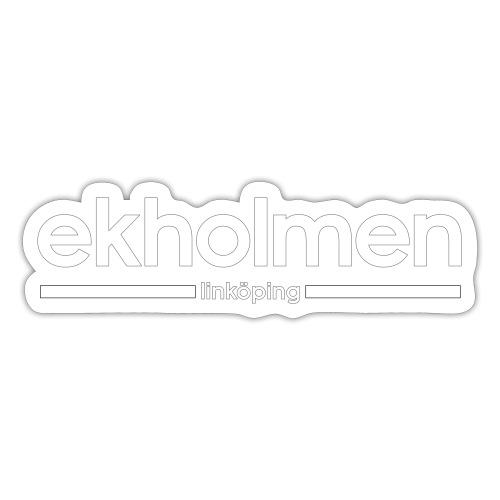 Ekholmen - Linköping - Klistermärke