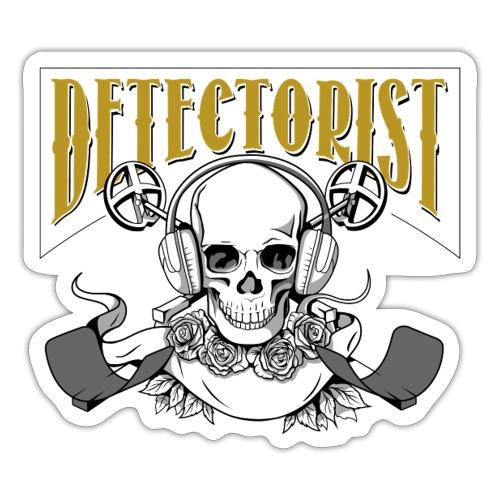 Detectorist Dead - Pegatina