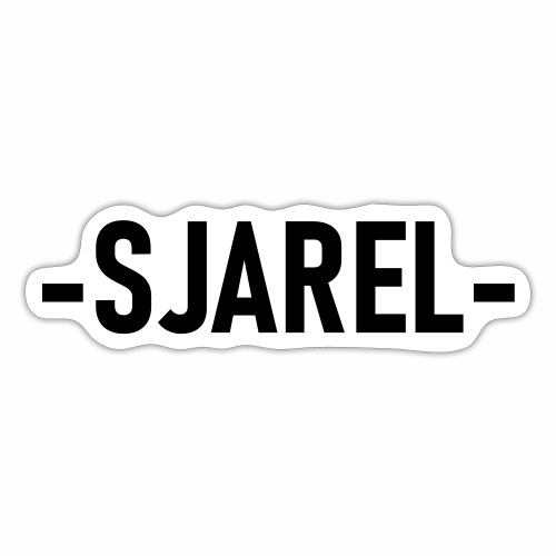 Sjarel - Sticker