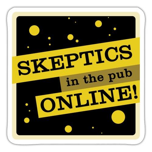 SitP Online Logo - Sticker