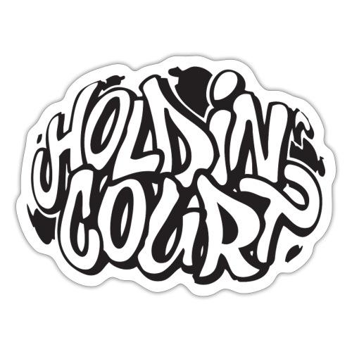 HC Logo (Single Colour) - Sticker