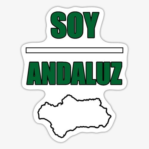 Soy Andaluz - Pegatina