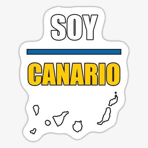 Soy Canario - Pegatina