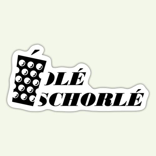 Ole Schorle - Sticker