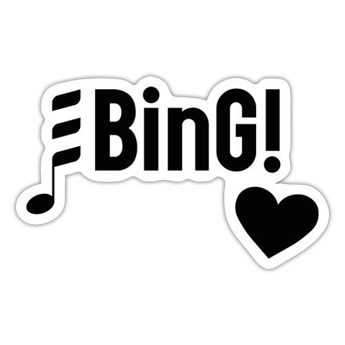BinG Love - Sticker