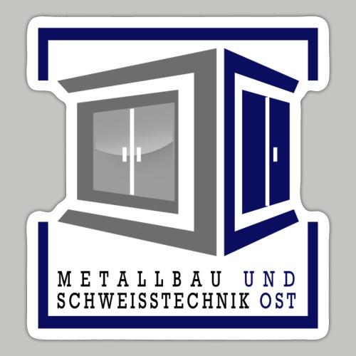 MBST_OST Einfach-Druck - Sticker