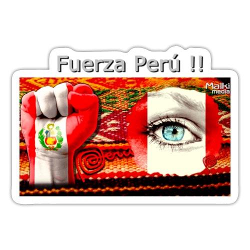 Telar Fuerza Peru I - Pegatina