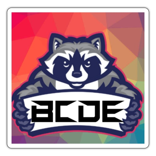 bcde_logo - Sticker