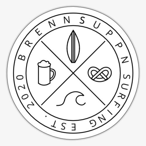 BAVARIAN CIRCLE - Sticker