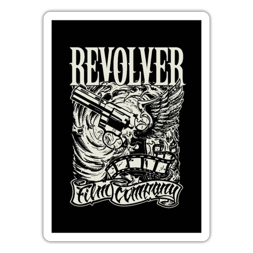 rEvolver Vortex - Sticker