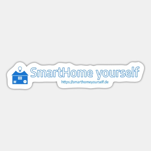 SmarthomeYourself Logo - Sticker