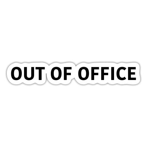 outofoffice - Sticker