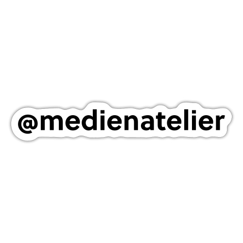at medienatelier - Sticker