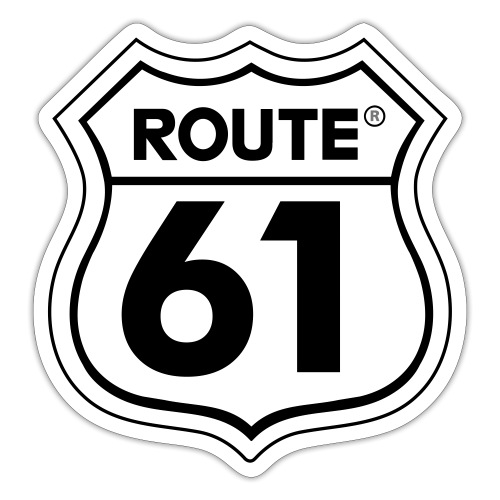 Route 61 - Sticker