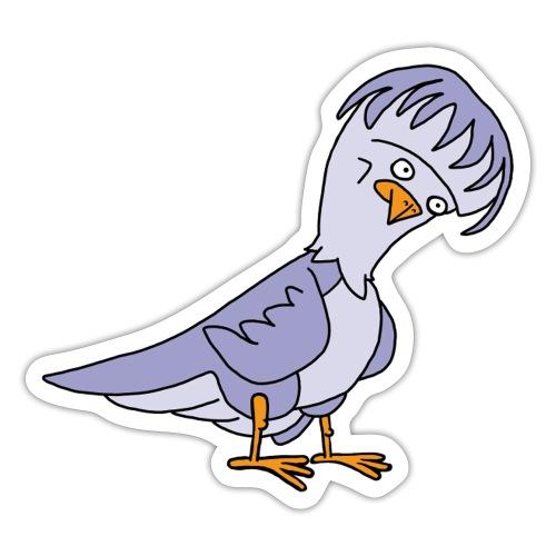 Taube von dodocomics - Sticker