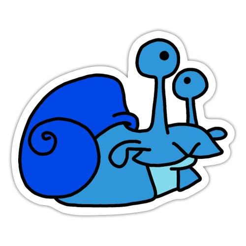 Schnecke Nr 79 von dodocomics - Sticker