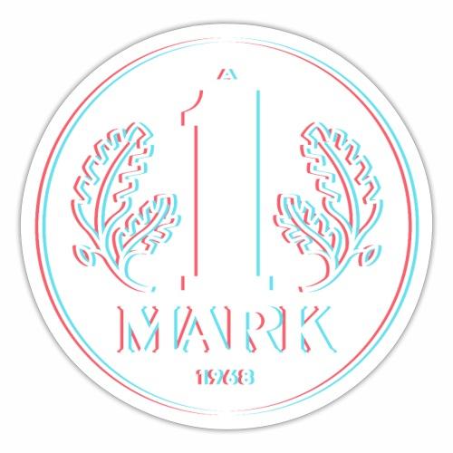 Ostmark 3D - Sticker