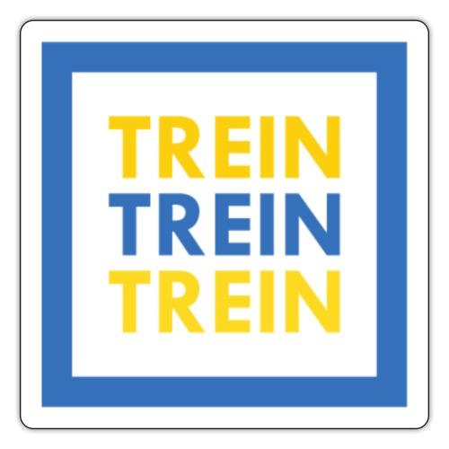 TREIN TREIN TREIN - Sticker