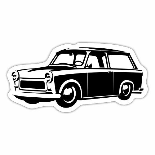 Trabant 601 Kombi Tuning - Sticker