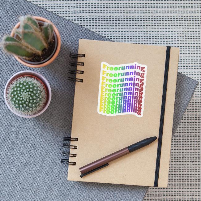 Freerunning Rainbow