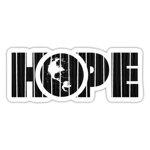 Hope Logo Black - Autocollant