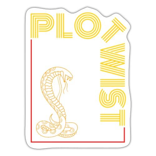 Plotwist - Sticker