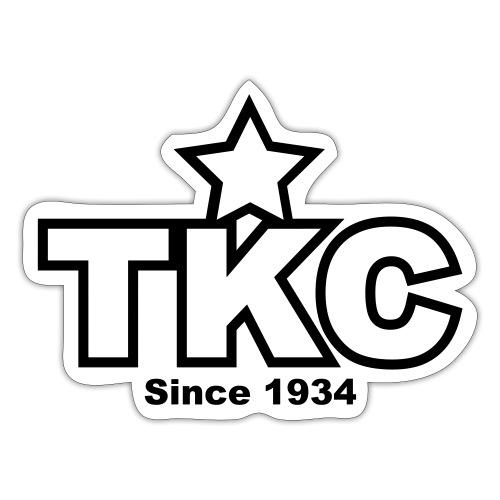 TKC Basic - Autocollant
