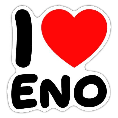I love Eno / musta - Tarra