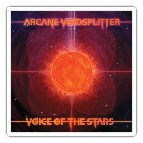 Voice of the Star - Sticker