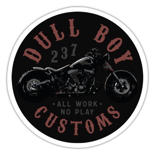 dbc sticker - Klistremerke