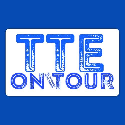 TTE ON TOUR - Sticker