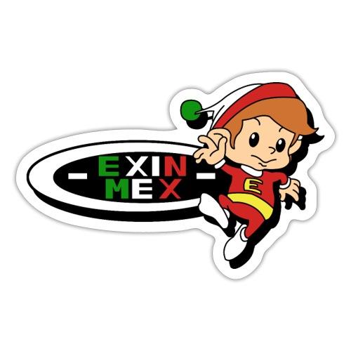 Logo EXIN MEX - Pegatina