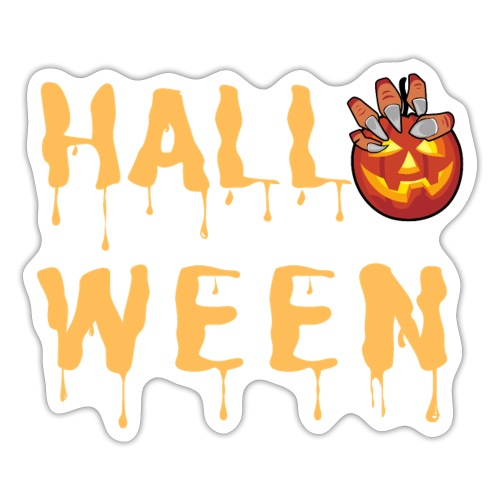 Halloween - Sticker