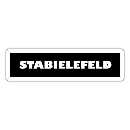 STABIELEFELD - Sticker
