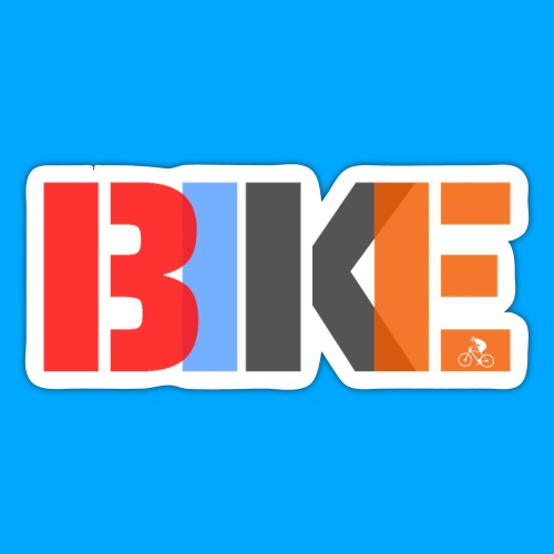 BIKE - Sticker