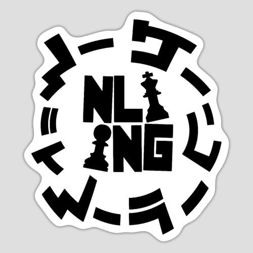 NG NL - Anime | für Herren und Damen - Sticker
