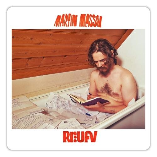 Martin Massiv RR:UFV - Klistremerke