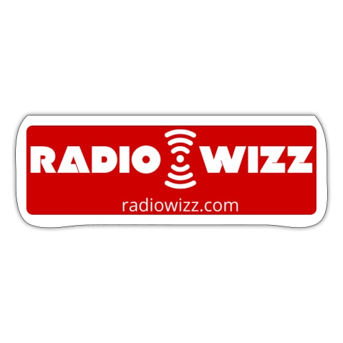Radio Wizz - Sticker