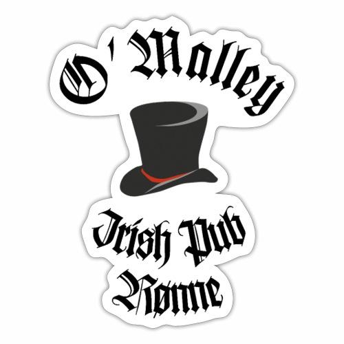 O Malley Logo 2020 - Sticker