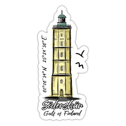 Finnish Lighthouse SÖDERSKÄR Textiles, and Gifts - Tarra