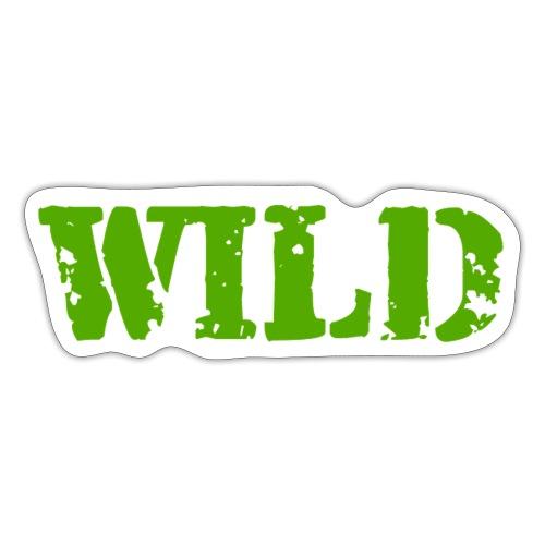 wild - Adesivo
