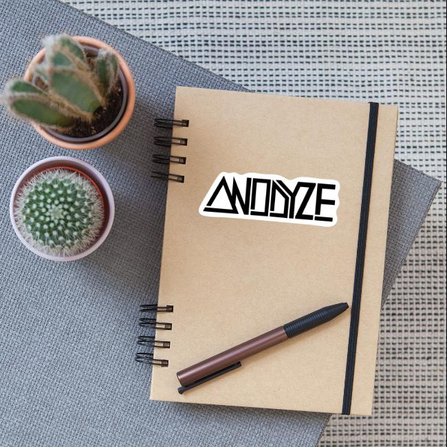 ANODYZE Standard - Black