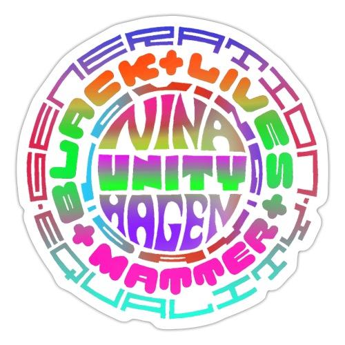 Nina Hagen - Unity - Sticker