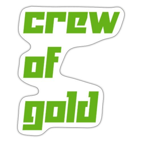 crew - Adesivo
