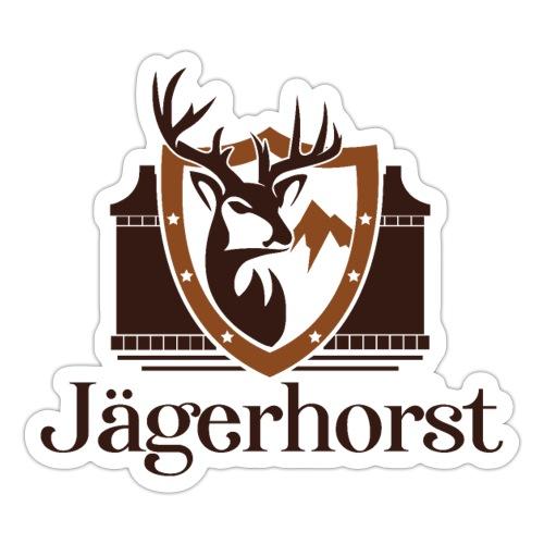 Jägerhrost Sticker - Sticker