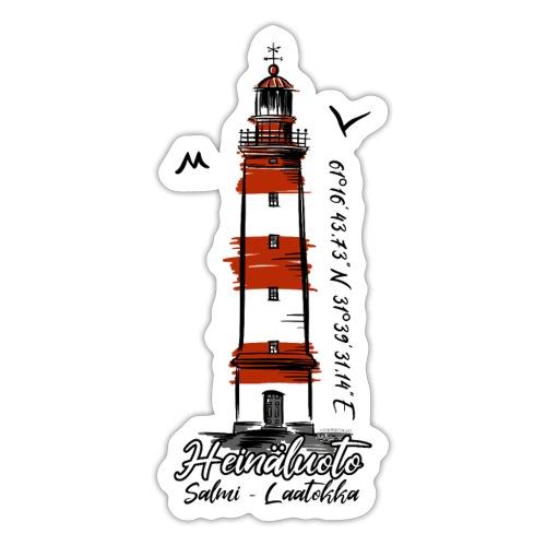 Old Finnish Lighthouse HEINÄLUOTO Textiles, Gifts - Tarra